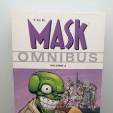 Cómics: THE MASK OMNIBUS VOLUME 2. LA MÁSCARA OMNIBUS VOLÚMEN 2. EN INGLÉS (ENVÍO 4,31€). Lote 206297621