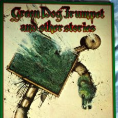 Cómics: GREEN DOG TRUMPET AND OTHER STORIES - IAN MILLER - DRAGON'S DREAM - 1979. Lote 206470431