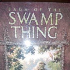 Cómics: SWAMP THING 01. ALAN MOORE. PAPERBACK ORIGINAL.. Lote 206498867