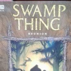 Cómics: SWAMP THING 6. ALAN MOORE. PAPERBACK ORIGINAL (REUNION). Lote 206499832