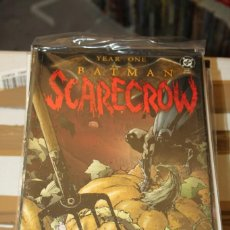 Cómics: BATMAN SCARECROW YEAR ONE COMPLETE 1 2 DC USA. Lote 206502475