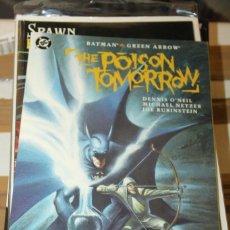 Cómics: BATMAN GREEN ARROW THE POISON TOMORROW DC USA. Lote 206503006