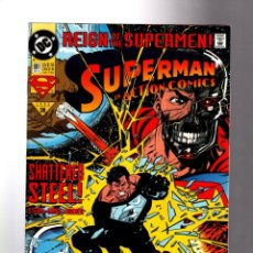Cómics: ACTION COMICS 691 SUPERMAN - DC 1993 VFN / REIGN OF THE SUPERMEN. Lote 206512728