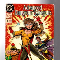 Cómics: ADVANCED DUNGEONS & DRAGONS 5 - DC 1999 GD. Lote 206513151