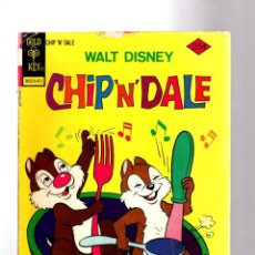 Cómics: WALT DISNEY CHIP N DALE 30 - GOLD KEY 1974 VG+. Lote 206523700
