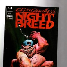 Cómics: CLIVE BARKER´S NIGHT BREED 6 - MARVEL EPIC 1990 VFN. Lote 206524851