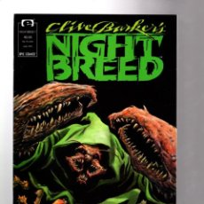 Cómics: CLIVE BARKER´S NIGHT BREED 7 - MARVEL EPIC 1991 VFN. Lote 206524988