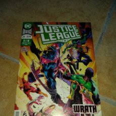 Cómics: JUSTICE LEAGUE #21 USA.. Lote 206535931