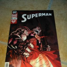 Cómics: SUPERMAN #4 USA.. Lote 206536042