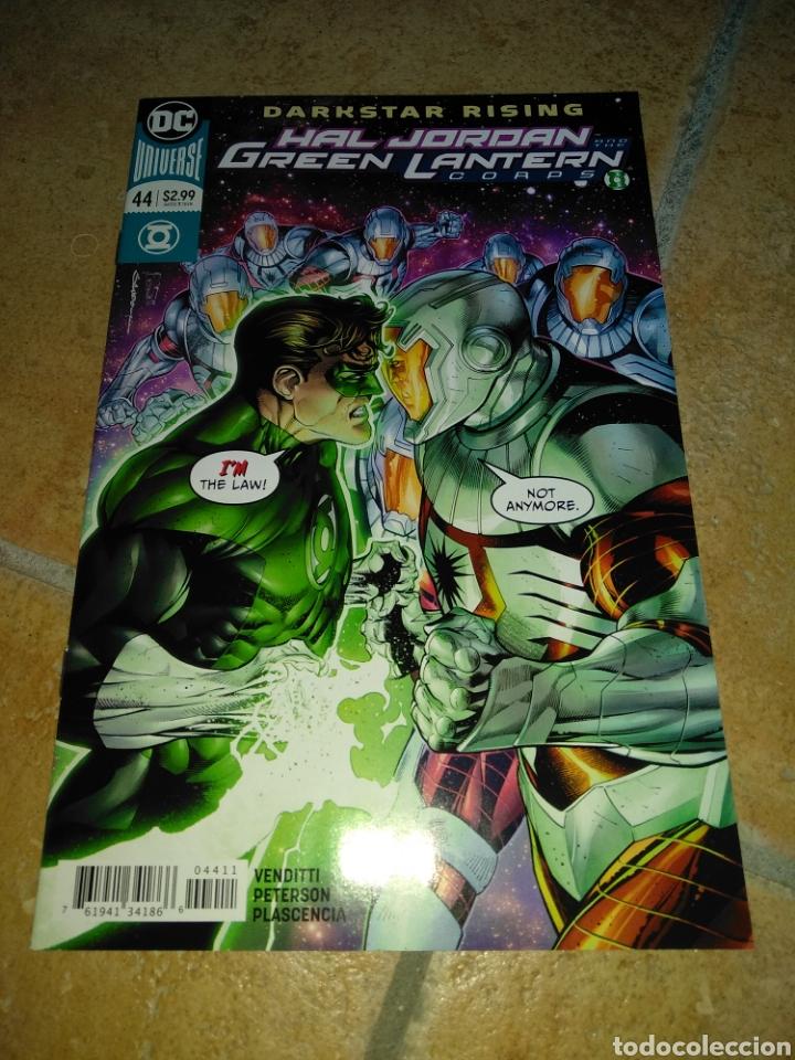 HAL JORDAN AND THE GREEN LANTERN CORPS #44 USA. (Tebeos y Comics - Comics Lengua Extranjera - Comics USA)
