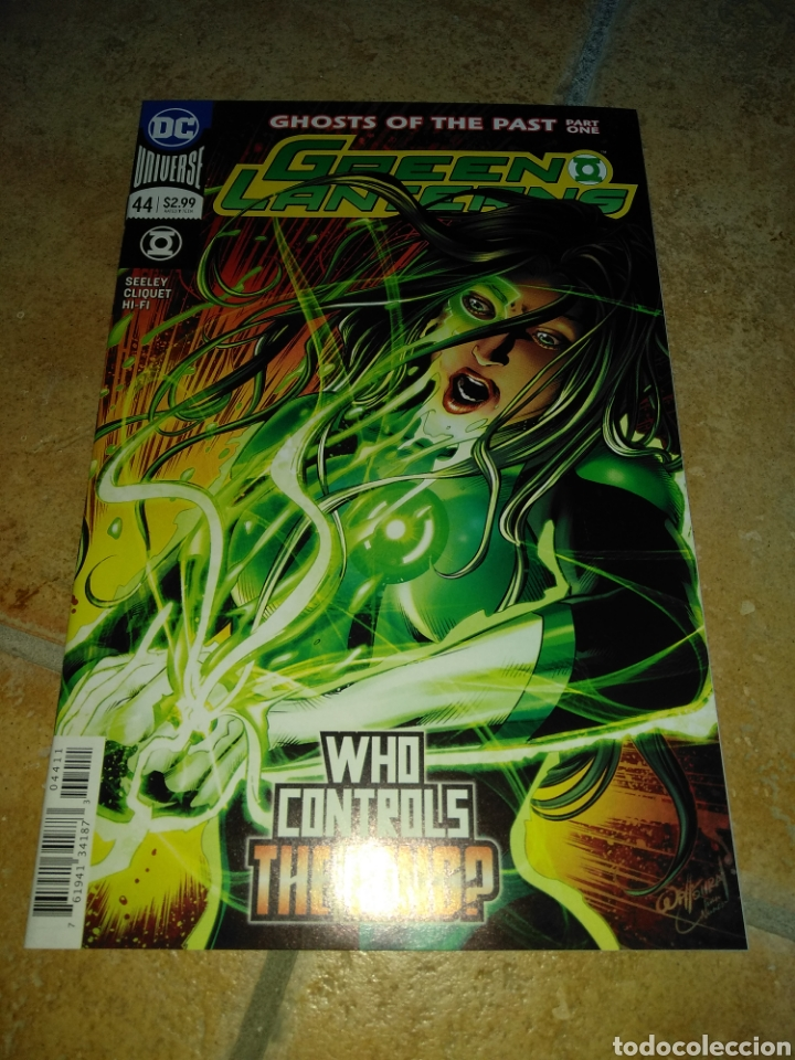 GREEN LANTERNS #44 USA. (Tebeos y Comics - Comics Lengua Extranjera - Comics USA)