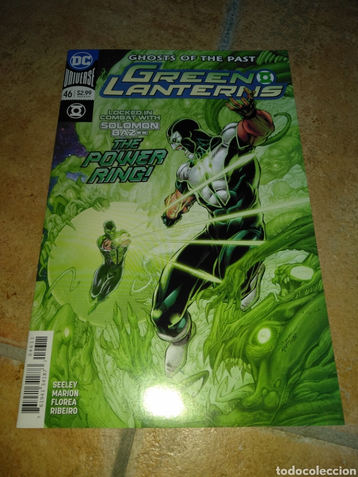 GREEN LANTERNS #46 USA. (Tebeos y Comics - Comics Lengua Extranjera - Comics USA)