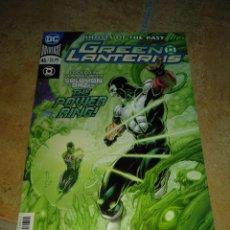 Cómics: GREEN LANTERNS #46 USA.. Lote 206538387