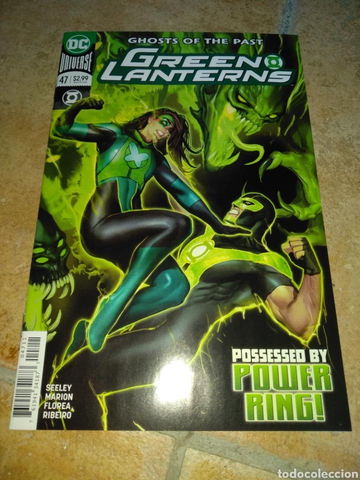 GREEN LANTERNS #47 USA. (Tebeos y Comics - Comics Lengua Extranjera - Comics USA)