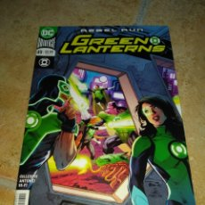 Cómics: GREEN LANTERNS #49 USA.. Lote 206538630