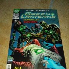 Cómics: GREEN LANTERNS #51 USA.. Lote 206538805