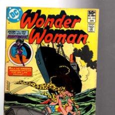 Cómics: WONDER WOMAN 275 - DC 1981 FN+ / CLAWS OF THE CHEETAH / HUNTRESS & POWER GIRL TEAM UP. Lote 207271363