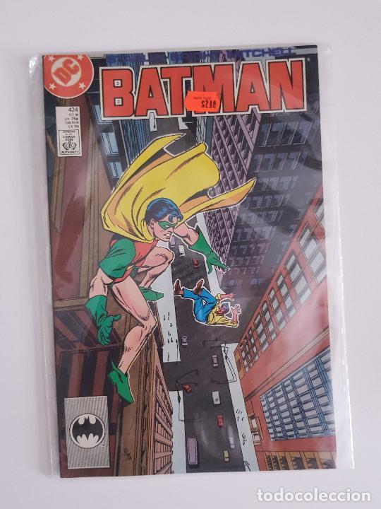BATMAN 424 (DC, EN INGLÉS) (Tebeos y Comics - Comics Lengua Extranjera - Comics USA)