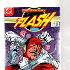 Cómics: FLASH 8 - DC 1988 VFN+ / MILLENNIUM. Lote 207681562