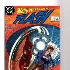 Comics: FLASH 15 - DC 1988 VFN/NM. Lote 207681928