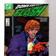 Cómics: FLASH 20 - DC 1988 FN/VFN. Lote 207682272