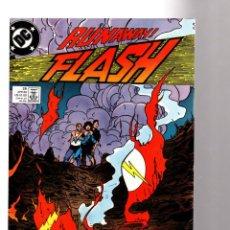 Cómics: FLASH 25 - DC 1989 VFN+. Lote 207682680