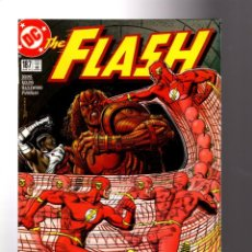 Cómics: FLASH 187 - DC 2002 VFN+ / GEOFF JOHNS / BRIAN BOLLAND COVER / THE NEW ROGUES CROSSFIRE. Lote 207909885
