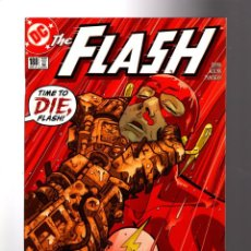 Cómics: FLASH 188 - DC 2002 VFN/NM / GEOFF JOHNS / THE NEW ROGUES CROSSFIRE. Lote 207910021