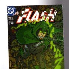 Cómics: FLASH 190 - DC 2002 VFN/NM / GEOFF JOHNS / DEATH FOLLOWS THE PIPER. Lote 207910331