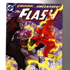 Cómics: FLASH 193 - DC 2002 VFN/NM / GEOFF JOHNS / RETURN OF GRODD. Lote 207910828
