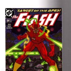 Cómics: FLASH 194 - DC 2003 VFN/NM / GEOFF JOHNS / RETURN OF GRODD. Lote 207910992