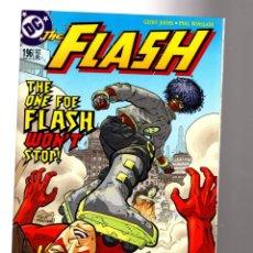 Cómics: FLASH 196 - DC 2003 VFN/NM / GEOFF JOHNS. Lote 207911320