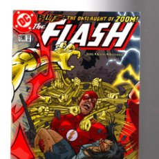 Cómics: FLASH 198 - DC 2003 VFN/NM / GEOFF JOHNS / ZOOM. Lote 207911627