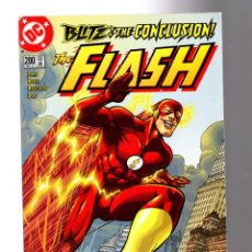 Cómics: FLASH 200 - DC 2003 VFN/NM GIANT SIZE ANNIVERSARY / GEOFF JOHNS / ZOOM. Lote 207911873