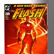 Cómics: FLASH 207 - DC 2004 VFN/NM / GEOFF JOHNS & HOWARD PORTER / A NEW RACE BEGINS / MICHAEL TURNER COVER. Lote 207913051