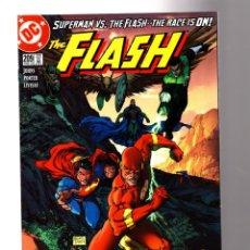 Cómics: FLASH 209 - DC 2004 VFN/NM / GEOFF JOHNS & HOWARD PORTER / MICHAEL TURNER COVER / SUPERMAN RACE !. Lote 207913293