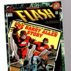 Cómics: FLASH ANNUAL 7 - DC 1994 VFN/NM / ELSEWORLDS / THE BARRY ALLEN STORY. Lote 207926522