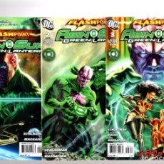 Cómics: FLASHPOINT : ABIN SUR THE GREEN LANTERN 1 2 3 COMPLETA - DC 2011 VFN/NM. Lote 208126118