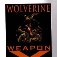 Cómics: WOLVERINE : WEAPON X - MARVEL 2009 VFN/NM / BARRY WINDSOR SMITH. Lote 208134931