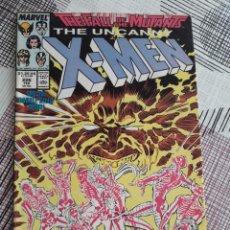 Cómics: THE UNCANNY X-MEN COMIC USA N-226 AÑO 1988. Lote 208226650