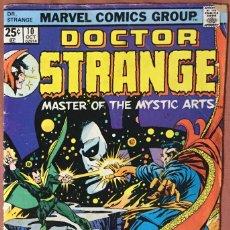 Cómics: DOCTOR STRANGE #10 (VOL. 2 1974) - ETERNITY LIVES - (VG- 3.5). Lote 208768286