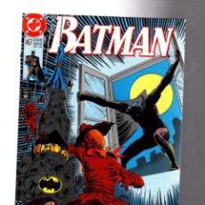 Comics : BATMAN 457 - DC 1990 VFN/NM / TIM DRAKE BECOMES THE NEW ROBIN. Lote 224451667