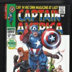 Cómics: STAN LEE, JACK KIRBY. CAPTAIN AMERICA OMNIBUS - VOLUME 1. EN INGLÉS.. Lote 209731018