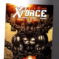 Cómics: CABLE AND X-FORCE 6 - MARVEL 2013 VFN/NM. Lote 209897065
