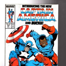 Cómics: CAPTAIN AMERICA 334 - MARVEL 1987 FN/VFN / THE NEW CAPTAIN AMERICA AND BUCKY. Lote 209897828