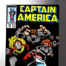Cómics: CAPTAIN AMERICA 340 - MARVEL 1988 VFN/NM. Lote 209898245