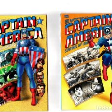 Cómics: ADVENTURES OF CAPTAIN AMERICA 1 2 3 4 COMPLETA - MARVEL 19+1 VFN+ PRESTIGE. Lote 209902050