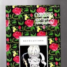 Cómics: CEREBUS 177 - AARDVARK VANAHEIM 1993 VFN/NM. Lote 210001533