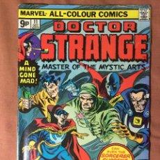 Cómics: DOCTOR STRANGE #11 (VOL. 2 1974) - A MIND GONE MAD. Lote 210103815