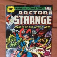 Cómics: DOCTOR STRANGE #15 (VOL. 2 1974) - THE DEVIL'S WORKSHOP. Lote 210145868